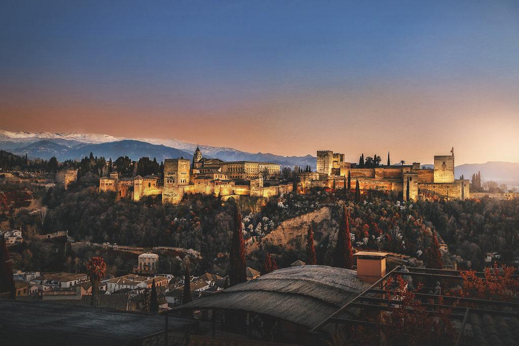 granada-alhambra-travel photography